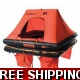 4 Person Seago GX-Offshore Liferaft
